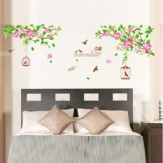 Beli Home Decor Wallsticker Stiker Dinding Ay1916A Colourfull