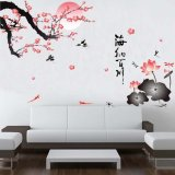Beli Home Decor Wallsticker Stiker Dinding Ay897 Colourfull Pake Kartu Kredit