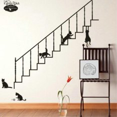 Promo Home Decor Wallsticker Stiker Dinding Ay9008 Colorful Di Indonesia