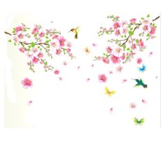 Toko Home Decor Wallsticker Stiker Dinding Ay9158 Colorful Termurah