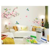 Home Decor Wallsticker Stiker Dinding Ay9189 Colorful Terbaru