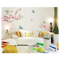 Jual Home Decor Wallsticker Stiker Dinding Ay9189 Colorful Home Decor Branded