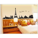 Home Decor Wallsticker Stiker Dinding Ay935 Colorful Asli