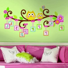 Dimana Beli Home Decor Wallsticker Stiker Dinding Cc6965 Colorful Home Decor