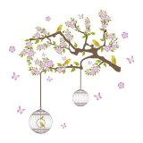 Home Decor Wallsticker Stiker Dinding Df5066 Colorful Terbaru