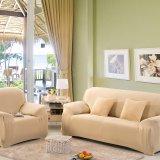 Harga Perabot Rumah Kursi Empuk Sofa 1 2 3 Sofa Peregangan Melindungi Penutup Sofa Krem 2 Penumpang Oem Terbaik