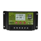 Toko Rumah Industri 12 24 V 10A Dual Usb Port Solar Charge Controller Dengan Lcd Hitam Intl Terlengkap