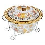 Beli Home Line Soup Bowl Bright Daisy 12 5 Motif Nyicil