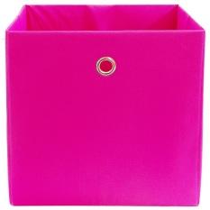 Jual Home Living Kotak Storage Box Penyimpanan Serbaguna Pink Home Living Grosir
