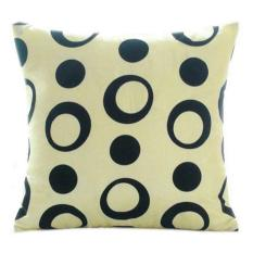 Spesifikasi Rumah Sofa Bed Car Square Bantal Bantal Bantal Bantal Cushion Cover Beige Lengkap