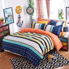 Home Textile Tempat Tidur Musim Gugur Set Duvet Cover Queen Bed Sheet Kasus Bantal Untuk Anak Anak Anak Anak Dan Dewasa Diskon Akhir Tahun