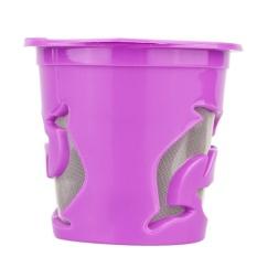 Rp 64.000. Honeymore 4 Warna Bisa Isi Ulang Bisa Pakai Ulang Saringan Kopi K Cup Alat Filter untuk Keurig 2.0-IntlIDR64000