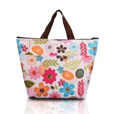 Musim Baru Panas Makan Siang Isolasi Termal Tas Cooler Box Tas Tas Tote Bag Travel Picnic Bag Intl Original