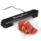 Beli Rumah Tangga Vacuum Sealer Mesin Portable Compact Food Vacuum Sealing Sistem Eu Plug Intl Murah Tiongkok