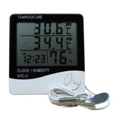 Spesifikasi Htc 2 Digital Multifunction Thermometer In And Out With Hygrometer Putih Merk Htc