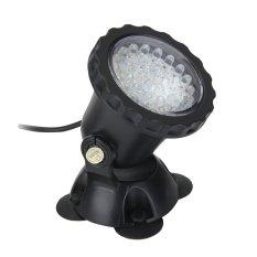 HuoLaLa Kolam Renang 36 LED Aquarium Fish Tank Waterproof Spot Light Lampu