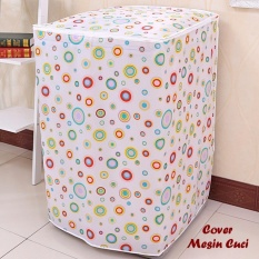 Hw Cover Mesin Cuci 2 Tabung Type C Polkadot Indonesia Diskon