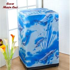 HW Cover Mesin Cuci Buka Atas Type A - Dolphin