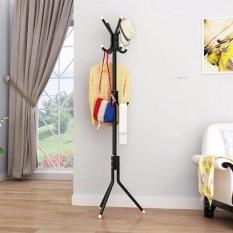 HW Standing Hanger Multifungsi - Gantungan Baju Tas Serbaguna