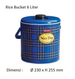 Perbandingan Harga I 5 Rice Ice Bucket 6 L Tempat Nasi Tempat Es Multi Di Indonesia