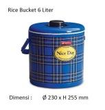 Beli I 5 Rice Ice Bucket 6 L Tempat Nasi Tempat Es Indonesia