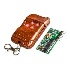 Berapa Harga Ic 2262 2272 4 Ch 315 Mhz Key Nirkabel Melakukan Remote Control Kit Receiver Modul For Intl Oem Di Tiongkok