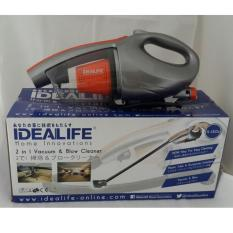 Idealife Vacuum & Blow Cleaner IL-130s 600 Watt