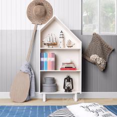 Tips Beli Ifurnholic Big House Bookcase Rak Buku Putih Tulang Gratis Pengiriman Pulau Jawa Dan Denpasar Yang Bagus