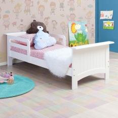 iFurnholic Toddler Bed - Ranjang / Tempat Tidur Anak - Putih Tulang - Gratis Pengiriman Pulau Jawa dan Denpasar