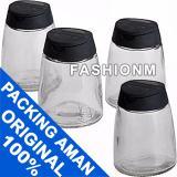 Review Toko Ikea 365 Ihardig Spice Jar Stoples Bumbu Kaca 4Pcs