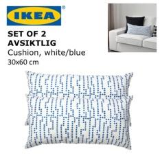 IKEA AVSIKTLIG 30x60 cm Sofa Couch Cushion Pillow Throw Bed Accent Side Small Playful Fun Decor - intl