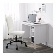IKEA BRUSALI Meja Kerja - Putih