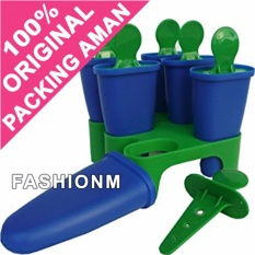 IKEA Chosigt Ice Pop Maker Cetakan Es Loli - Blue