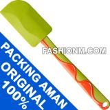 Review Toko Ikea Gubbrora Rubber Spatula Karet Green