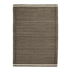Ikea Hojet ~ Karpet Wol Anyaman Datar 170x240Cm Brown Flatwoven Rug