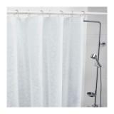 Harga Ikea Innaren Tirai Shower Putih Asli Ikea