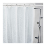 Spesifikasi Ikea Innaren Tirai Shower Putih Lengkap