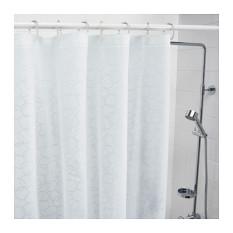 Harga Ikea Innaren Tirai Shower Putih Termahal