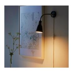 Ikea Kvart Lampu Sorot Minimalis Bisa Di Dinding Atau Dijepit Promo Beli 1 Gratis 1