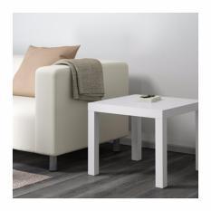 Harga Ikea Lack Meja Samping Warna Putih Yang Bagus