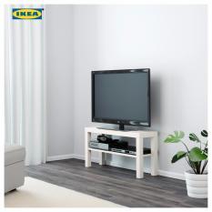 IKEA LACK Meja TV, Rak TV Minimalis 90 X 26 CM Warna Putih / Hitam