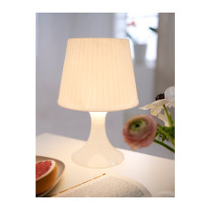 Toko Ikea Lampan Lampu Meja Lampan Lamp Ikea Putih Terlengkap