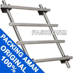 IKEA Lamplig Trivet Alas Tatakan Alas Panci Panas Stainless Steel