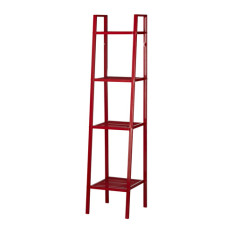Ikea Lerberg Unit Rak Merah Original