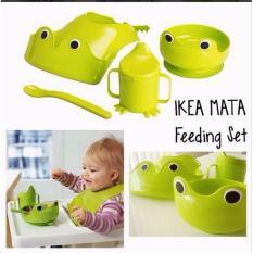 IKEA MATA Set Makan 4 Unit