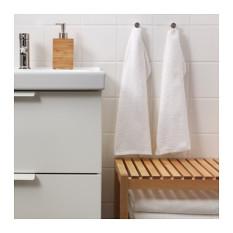 IKEA NACKTEN Handuk Tamu, 2 Pcs Bundle - Putih