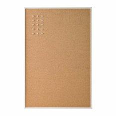 Jual Beli Ikea Vaggis Notice Board Papan Pengumuman 39 X 58 Cm Termasuk 15 Pin Coklat Banten