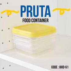 Ikea Pruta Tempat Makanan Food Container Bpa Free Lunch Box Set Isi 3 - HHD-61