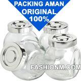 Ulasan Ikea Rajtan Spice Jar Stoples Bumbu 4Pcs