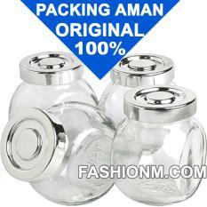 Harga Ikea Rajtan Spice Jar Stoples Bumbu 4Pcs Termurah